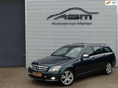 tweedehands Mercedes C280 Estate Aut Avantgarde Leer Navi Xenon