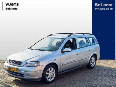 tweedehands Opel Astra Wagon 1.6 inj. Njoy