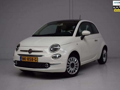 tweedehands Fiat 500 1.2 Lounge FACELIFT PANORAMADAK / LMV / AIRCO / CL