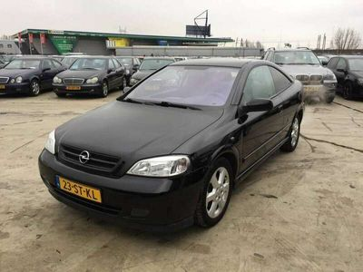 tweedehands Opel Astra Coupe 2.2-16V