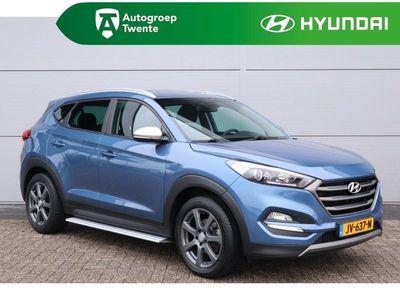 tweedehands Hyundai Tucson 1.7 CRDi Comfort / Trekhaak / Nette auto / Navigatie