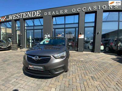 tweedehands Opel Crossland X 1.2 Selection NAVI-CARPLAY CRUISE STOELVERWARMING