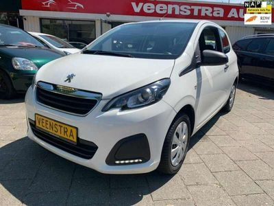 tweedehands Peugeot 108 1.0 e-VTi wHITE -EDITION 2017 39.000 K 1e eiegenaa