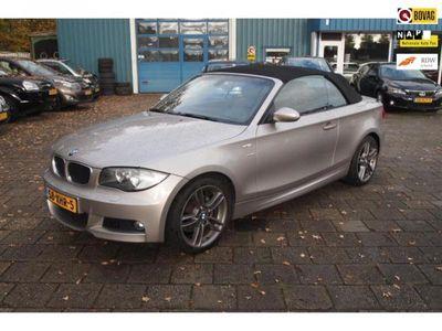 tweedehands BMW 120 1-SERIE Cabrio d High Executive