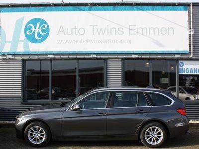 tweedehands BMW 316 3-SERIE Touring d NAVIGATIE MEDIA ELEKTR ACHTERKLEP ZEER NETJES