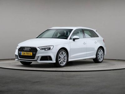tweedehands Audi A3 Sportback 1.0 TFSI, LED, Navigatie, S-line