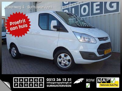 tweedehands Ford Custom Transit290 2.2 TDCI Limited 2x Schuifd Nieuwstaat! Half-L