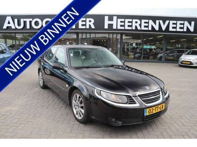 tweedehands Saab 9-5 2.0t Business 50 procent deal 1.875,- ACTIE Automa