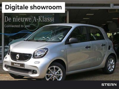tweedehands Smart ForFour 52 kW automaat business solution | cool & audio | led | comfortpakket | cruise control