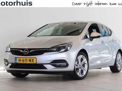 tweedehands Opel Astra 1.2 TURBO 110PK LAUNCH ELEGANCE NAVI TEL PDC NAP