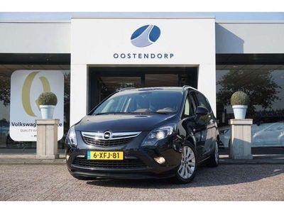 tweedehands Opel Zafira Tourer 1.4Turbo 140pk Cosmo 7p.|2014|Xenon+LED|Navi|Trekh