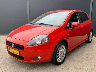 tweedehands Fiat Grande Punto 1.4 NeroBianco 5 drs nwe model