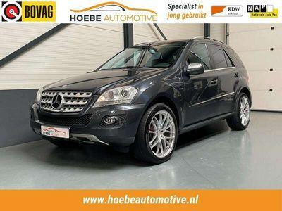 tweedehands Mercedes ML300 CDI BlueEFFICIENCY Prestige / LUCHT VERING / TREKH