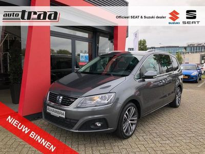 tweedehands Seat Alhambra 1.4 TSI FR Business 18INCH / XENON / 7PERS. / AUTOMAAT /
