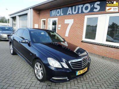 tweedehands Mercedes E220 CDI Avantgarde APK 07-2021