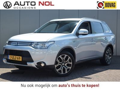 "tweedehands Mitsubishi Outlander 2.0 PHEV Executive Edition X-Line Keyless Cruise Dab LM""18 Navi Xenon Excl. BTW"