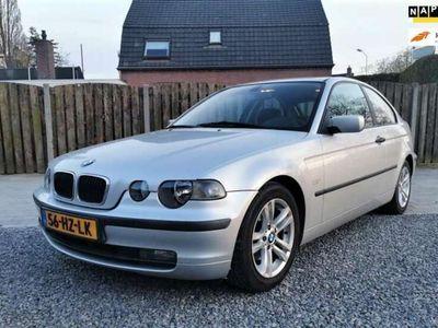 tweedehands BMW 316 Compact 316ti Executive Airco Cruise