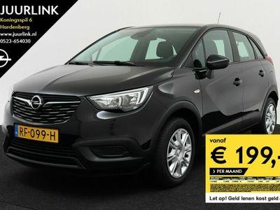 tweedehands Opel Crossland X 1.2 Turbo 110pk Online Edition Airco/NAP/Apple car play