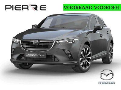 tweedehands Mazda CX-3 2.0 SkyActiv-G 120 Sport SΈlectric | VOORRAAD VOORD
