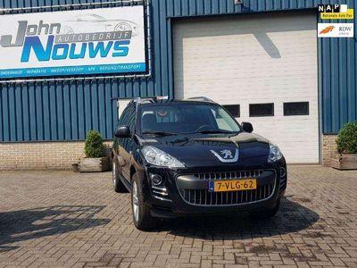 tweedehands Peugeot 4007 2.2-16V HDiF ST GRIJS KENTKEN !!!