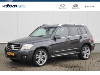 tweedehands Mercedes GLK220 CDI 4-Matic Automaat | N avi | Cruise | 20 inch | Trekhaak