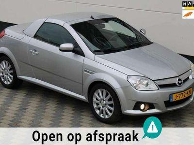 tweedehands Opel Tigra TwinTop 1.4-16V 90PK Bluetooth Radio Airco CC !!