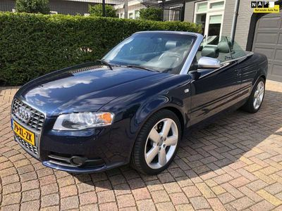 tweedehands Audi S4 Cabriolet 4.2 V8 quattro Youngtimer, Unieke staat