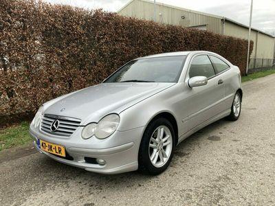 tweedehands Mercedes 180 C-KLASSE Sportcoupé/ 147dkm! NAP! / LPG-G3!