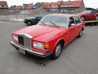 tweedehands Rolls Royce Silver Spur -