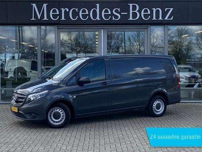 tweedehands Mercedes Vito 116 CDI L2H1 164PK GB EUR6   AUTOMAAT, AIRCO, CRUI