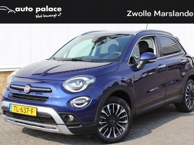 tweedehands Fiat 500X GSE 120PK CITY CROSS OPENING EDITION |NAVI |CLIMA |CRUISE