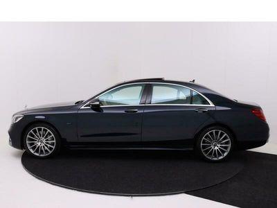 tweedehands Mercedes S560 e Lang / AMG Line/ 20 inch/ Designo Exclusiefpakket/..