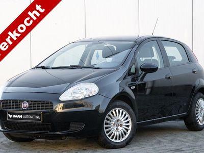 tweedehands Fiat Grande Punto 1.4 Active Nieuwe winterbanden | Nieuwe distributie