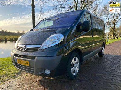 tweedehands Opel Vivaro 2.0 CDTI L1H1 DC