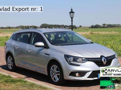 tweedehands Renault Mégane 8399 NETTO** AUT** Estate 1.5 dCi 110 Zen 2017