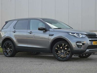 tweedehands Land Rover Discovery Sport 2.0 Si4 4WD HSE Luxury 1E EIGENAAR!