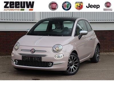 tweedehands Fiat 500 1.0 Hybrid Star Navi Clima Pack Chrome 16""