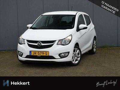 tweedehands Opel Karl Edition 1.0 EcoFlex 75pk CRUISE   LANE DEPARTURE WARNING   CITY DRIVING MODE
