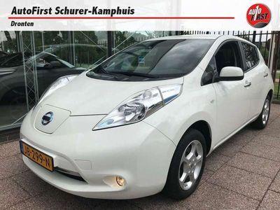tweedehands Nissan Leaf Έlectric 30kW Acenta Navigatie Accupakket Inbegrep