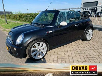 tweedehands Mini Cooper S Cabriolet 1.6 Chili AUTOMAAT FULL OPTION BOVAG