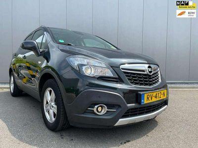 tweedehands Opel Mokka 1.7 CDTi Cosmo leder navi clima camera