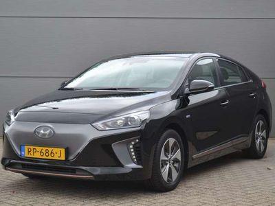 tweedehands Hyundai Ioniq  Comfort EV, (Prijs = excl. BTW) Camera, Navi, Keyless, 4% bijtelling