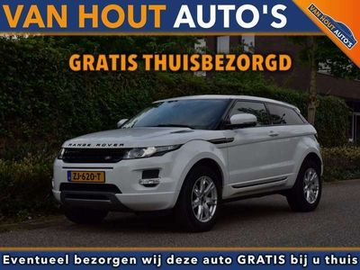 tweedehands Land Rover Range Rover evoque Coupé 2.2 SD4 4WD Dynamic AUTOMAAT