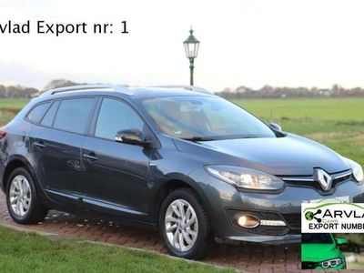 tweedehands Renault Mégane 6399 NETTO*LIMITED**2016* Estate 1.5 dCi 110 *LIMI