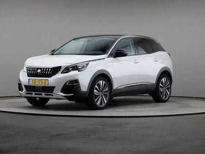 tweedehands Peugeot 3008 1.2 PureTech Blue Lease Premium, Navigatie,