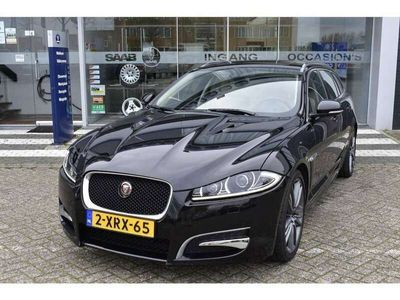 tweedehands Jaguar XF Sportbrake 3.0D V6 S Premium Business Edition