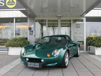 tweedehands Lotus Elise S1 wordt verwacht
