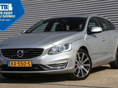 tweedehands Volvo V60 2.4 D5 Twin Engine Summum Excl. BTW 15% bijtelling