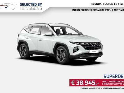 tweedehands Hyundai Tucson 1.6 T-MHEV MJ 2021 | Intro ed + Premium Pack
