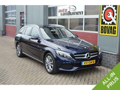 tweedehands Mercedes E350 C-klasse EstateLease Edition O.a: PDC, Camera, Stoelverwarming